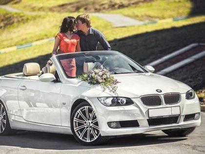 BMW 3 Cabrio Pearl White