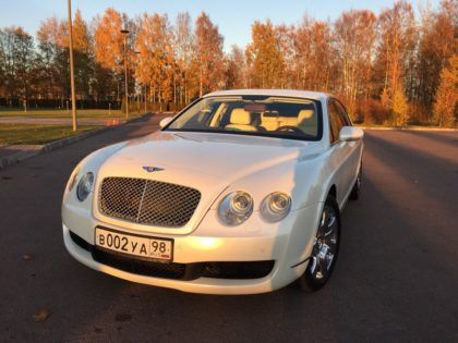 Bentley Flying Spur 2012