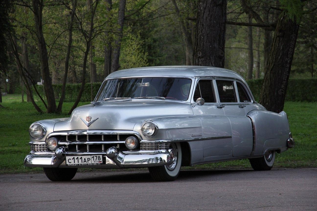 Cadillac Fleetwood 1951 Sedan 1