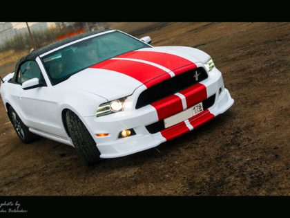 Ford Mustang 2013 Shelby