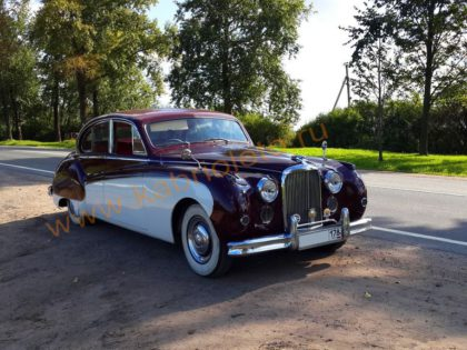 Jaguar Mark 9 1959