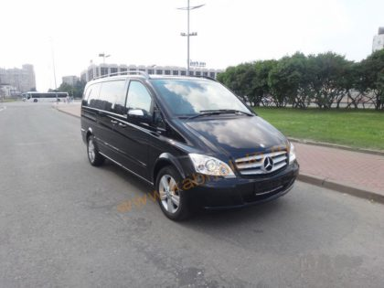 Mercedes Viano Business 2012