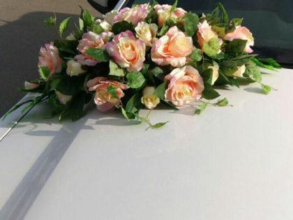 Украшение «Букет роз»
